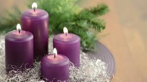 advent purple