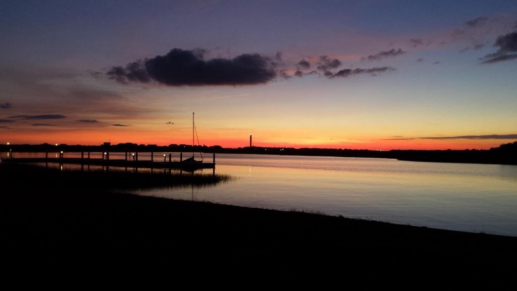 caswell sunset