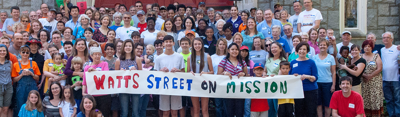 Watts Street on Mission